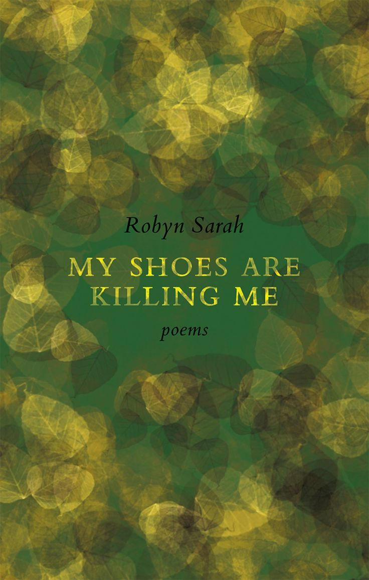 Winner of the GG Award in Poetry.  Nostalgic poems.  Read the reviwe at Quill and Quire: http://www.quillandquire.com/review/my-shoes-are-killing-me/