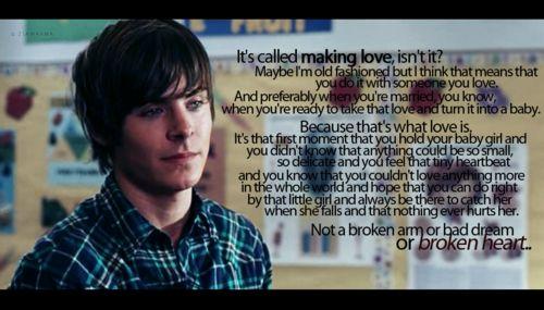 Love. #17 Again #ZacEfron