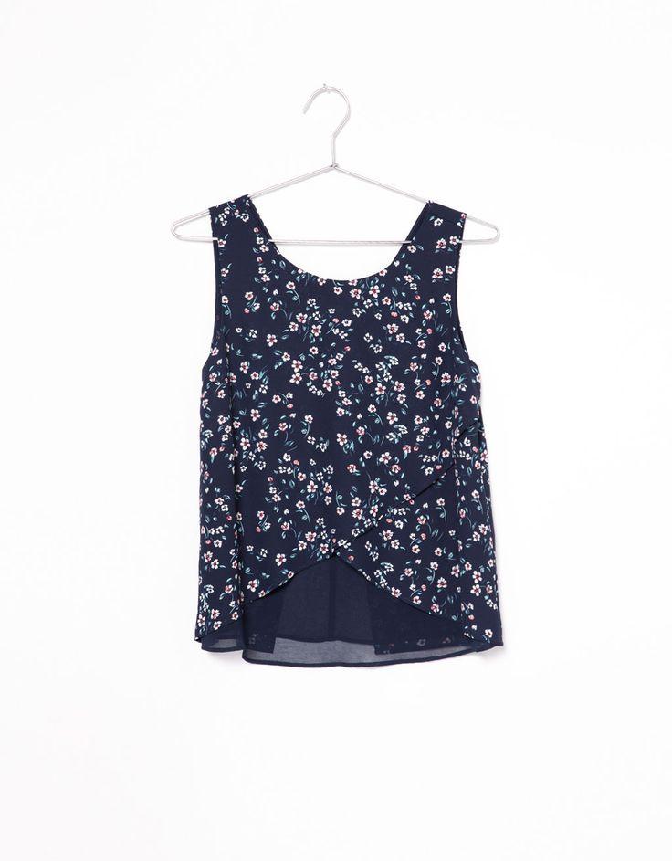 Bershka basic blouse - Shirts & blouses - Bershka United Kingdom