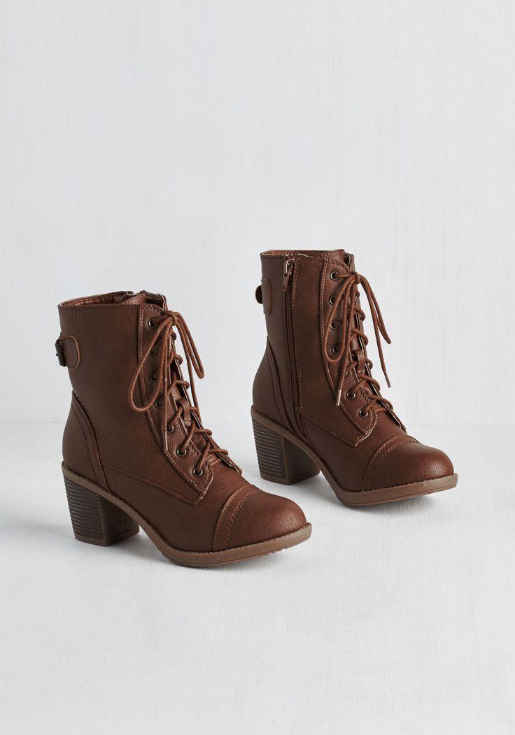 Where There's a Willamette Boot in Cocoa:
