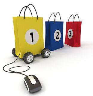 E-commerce solutions.