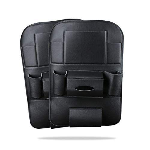 organiseur de voiture sac de rangement pour t/él/éphone sac de rangement pour grille da/ération Organiseur de voiture