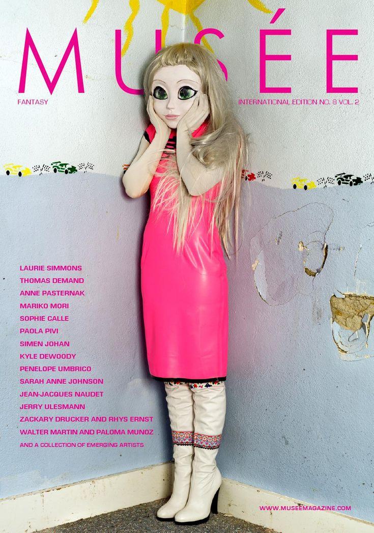 Musée Magazine No. 8 Vol. 2  Fantasy