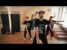 Хип-хоп танцы – школа   Урок 25   Хореография Артура Панишева - YouTube