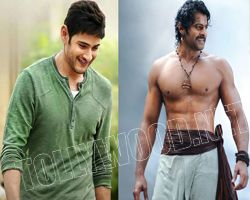 mahesh babu fighting with prabhas