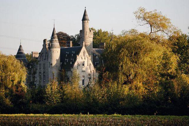 Castle Marnix of St. Aldegonde, Belgium