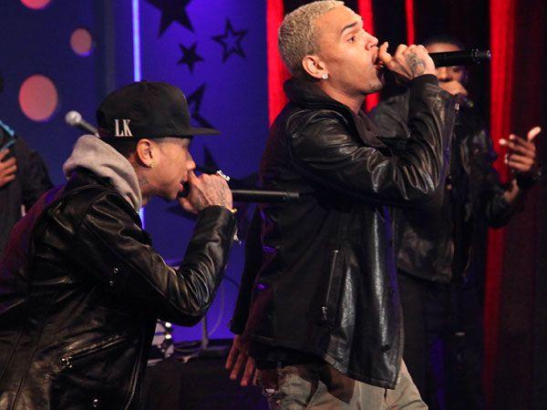 Chris Brown xoxo & Tyga <3