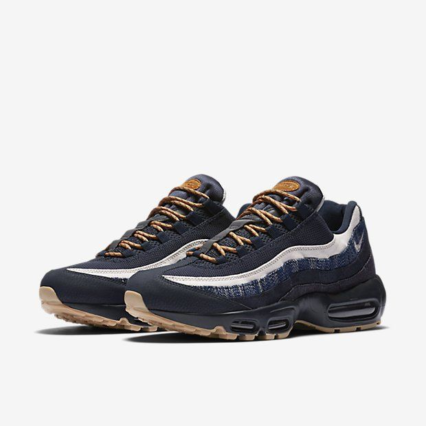 Sneakers Nike : The Nike Air Max 95 Gets a 'Denim