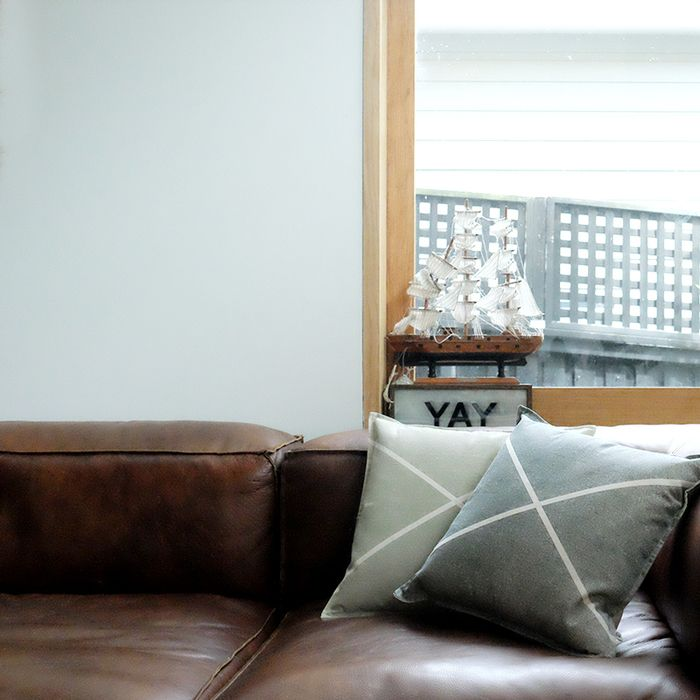Pony Rider — Simple Lines Cushions