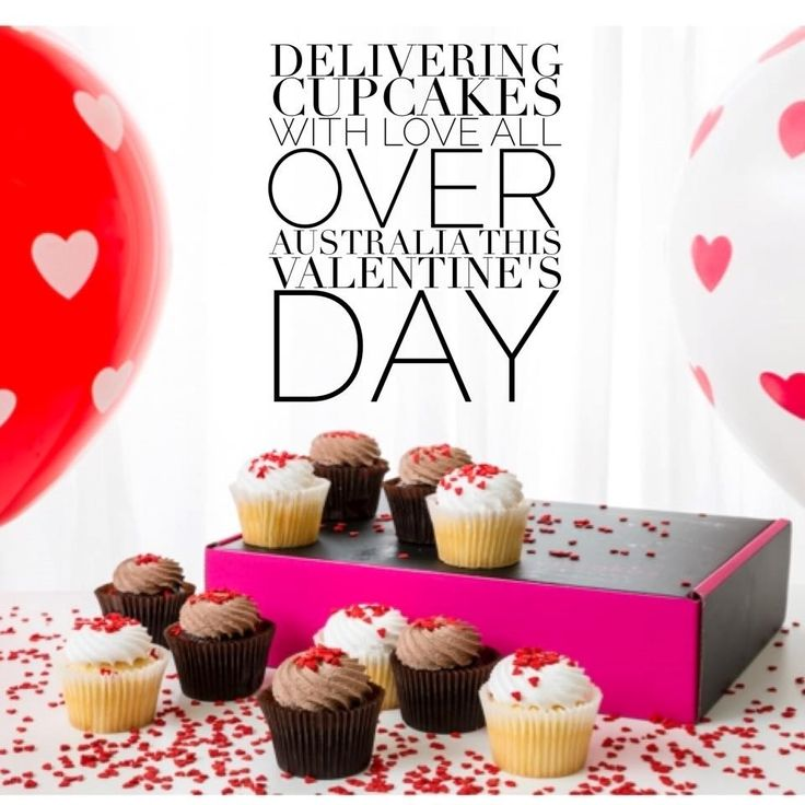 Our corporate partner Cupcakes Delivered have the perfect, delicious treat for your loved one this #ValentinesDay. https://www.cupcakesdelivered.com.au/