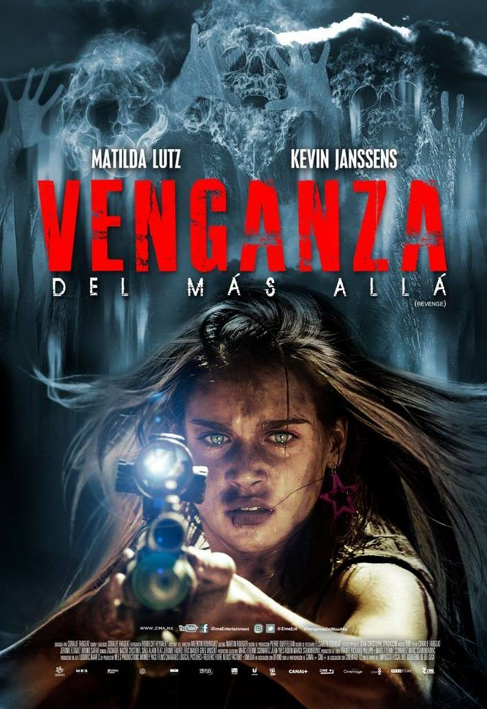 Titulo Original Revenge Ano 2017 Directora Coralie Fargeat Opera Prima Revenge Movie Revenge Movies