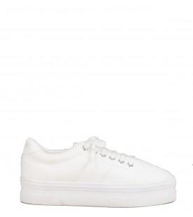 No Name Plato Sneaker White