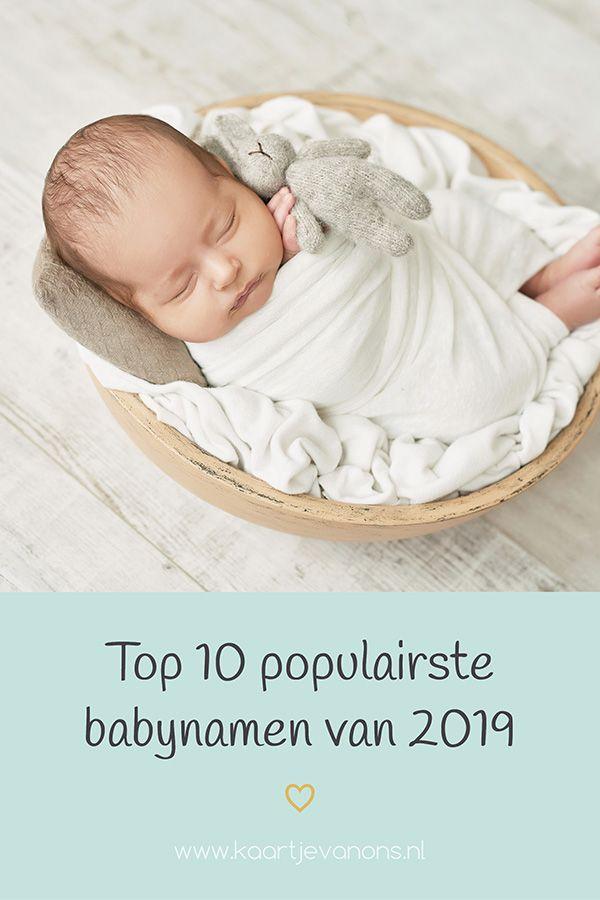 Top 10 Populairste Jongensnamen En Meisjesnamen Van 2019 Jongensnamen Meisjesnamen Babynamen