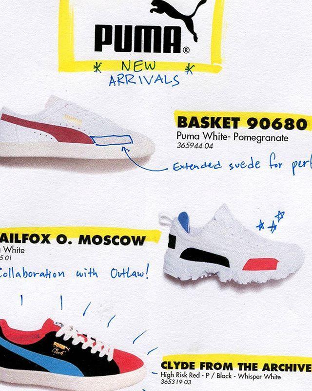 Pumas shoes, Puma, Clyde