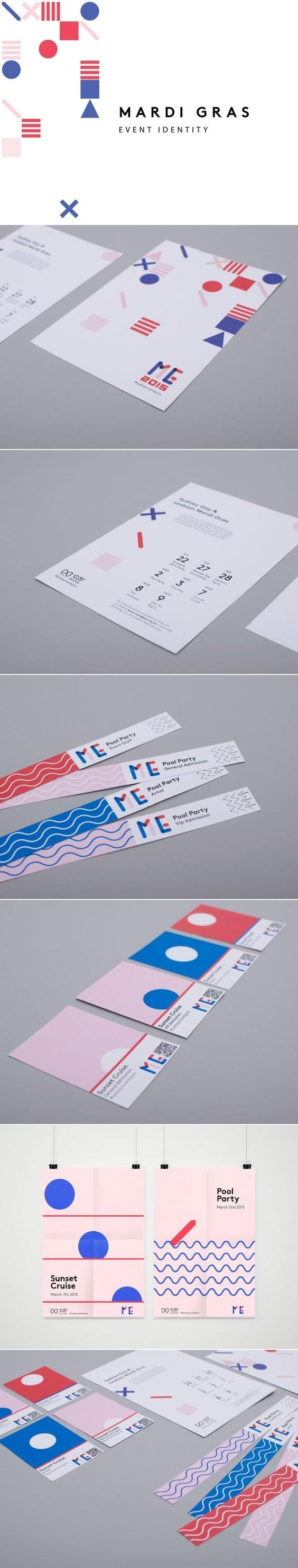 Mardi Gras Event Branding | Fivestar Branding – Design and Branding Agency & Inspiration Gallery