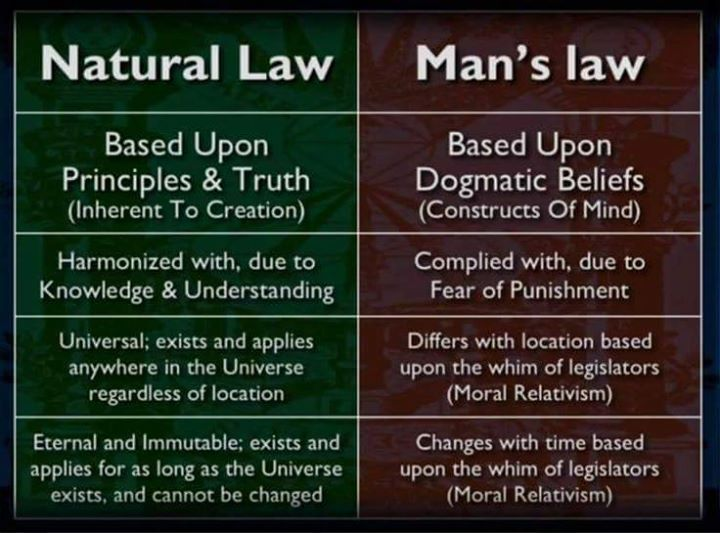 Natural Law Vs. Man's Law  Mark Passio: 8hr Natural Law Seminar: https://youtu.be/dIEemKcy-4E  Mark Passio - The Cult Of Ultimate Evil - Order-Followers & The Destruction Of The Sacred Feminine: https://youtu.be/ZSqBNGxLiAs Mark Passio - De-mystifying the Occult: https://youtu.be/GF6PLdUxFoE  JustinWallis.com #WeAreChange | Truth Goddess Modeling at TruthGoddess.com / LibertyGoddess.com | 90 For Wellness at 90ForWellness.com / FuckDisease.com  Add Me: FB http://bit.ly/29ET5a9 FB…