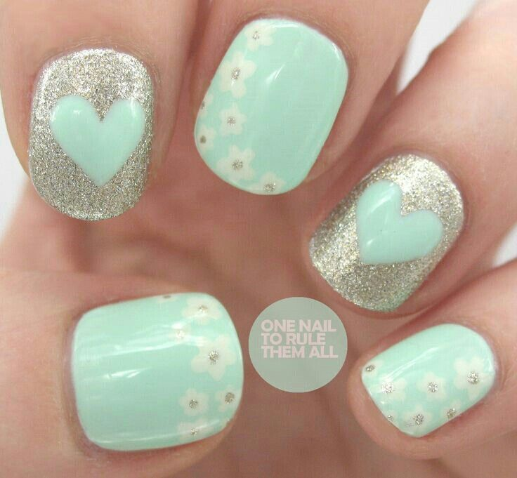 Mejores 80 imágenes de Nails beuty en Pinterest | Uñas bonitas ...