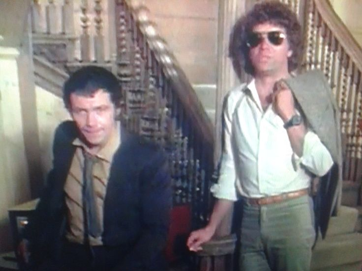 Bodie and doyle / the professionals