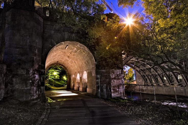 Sanner#bridge Oslo