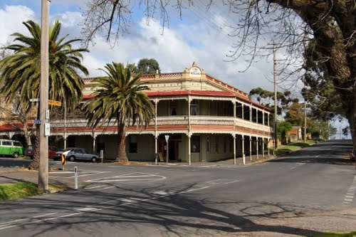 castlemaine hotel