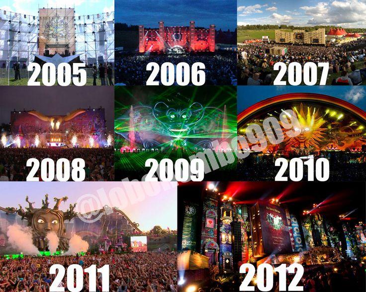 Evento de música electrónica que se celebra cada año en Boom Bélgica