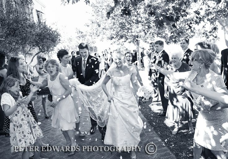 'Got It' moment at this gorgeous wedding. #perfect #timed #unique #weddingphotography www.peteredwardsphotos.com.au