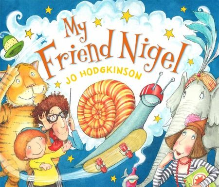 My Friend Nigel with Jo Hodgkinson at Discover Children's Story Centre, 383-387 High Street, Stratford, London, E15 4QZ, UK, on April 16, 2014 at 14:30-15:30. When Bill rescues Nigel the snail from his parents' pongy magic spells, they become great friends. Booking: http://atnd.it/8023-0. Category: Kids / Family. Price: Under 2s: Free, Child/Adult: £5, Concessions/Newham Residents: £4.50, Family of Four: £18. Artists / Speakers: Jo Hodgkinson.