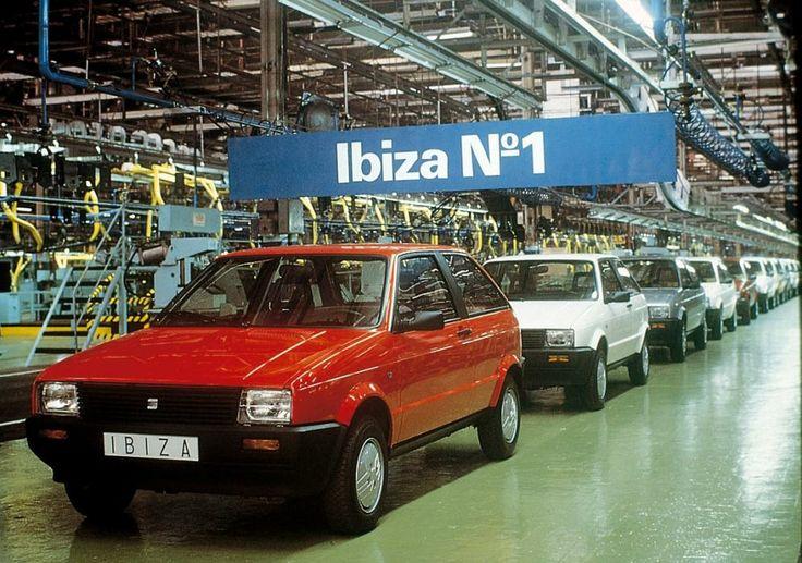 30 años de Seat Ibiza - 30 años de Seat Ibiza