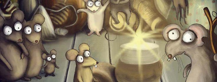 Δωρεάν κλασσικά παραμύθια και μύθοι του Αισώπου, με εικονογράφηση και αφήγηση :: e-granny.net