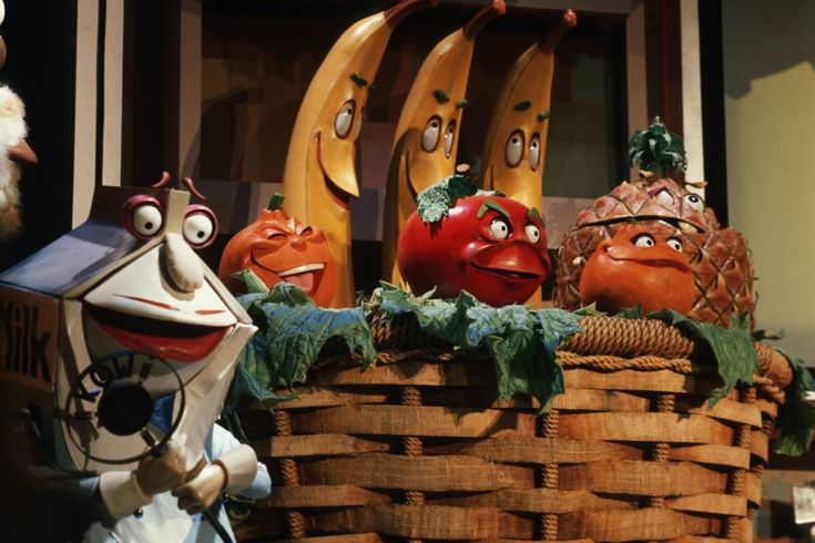 Kitchen Kabaret, one of the original attractions in Epcot\'s The ...