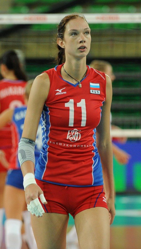 Ekaterina Gamova.