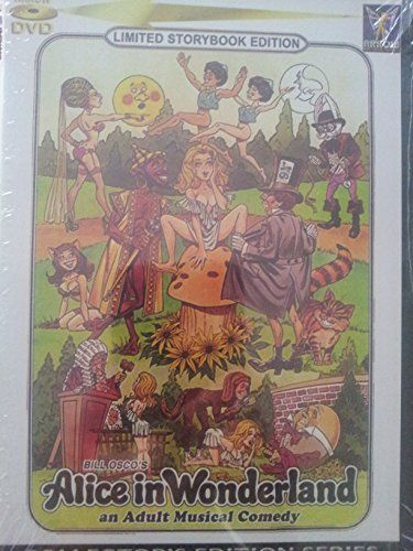 Alice in Wonderland (Kristine Debell) @ niftywarehouse.com #NiftyWarehouse #AliceInWonderland #Alice #Wonderland #Gifts