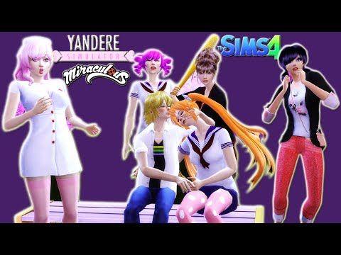 Miss accs Miraculous Ladybug cc Sims 4 Sims Sims 4 mods