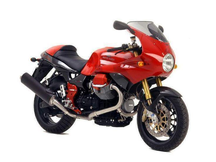 Moto Guzzi V11 Le Mans Rosso Corsa