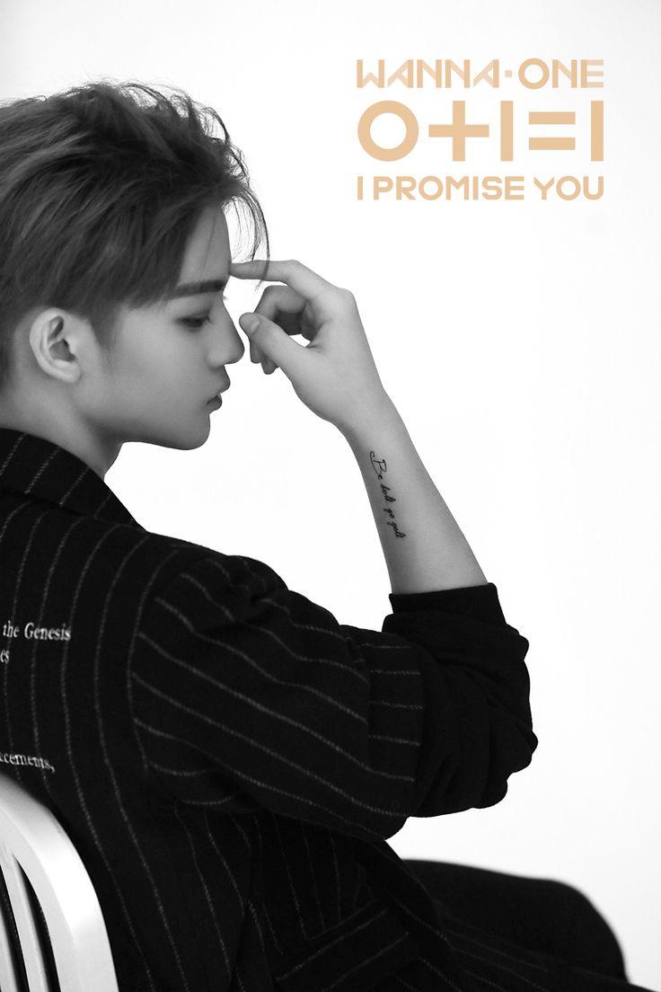 """Wanna-One - Bae Jinyoung - """"0+1=1 (I PROMISE YOU)"""""""
