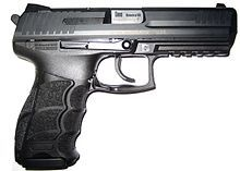 Beautiful!  My favorite pistol! H&K P30 Find our speedloader now! http://www.amazon.com/shops/raeind