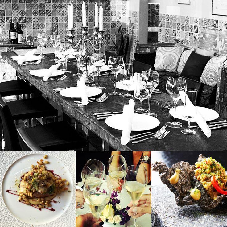 1 star - Restaurant Era Ora - Copenaghen #italianfood #italianchef #italianrestaurant www.100ITA.com