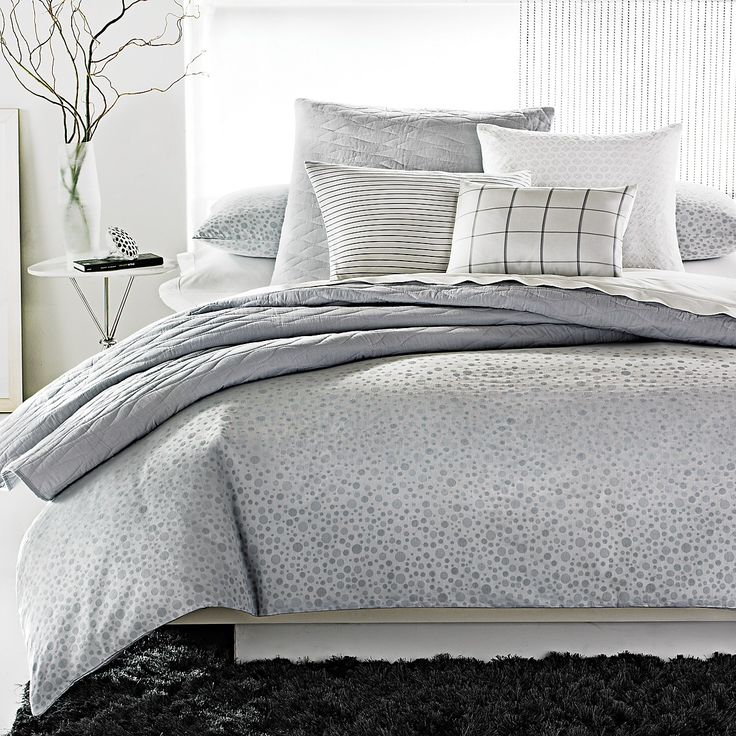 Calvin Klein Home Studio Collection Mykonos Bedding Pewter Bloomingdale 39 S Home Sweet Home
