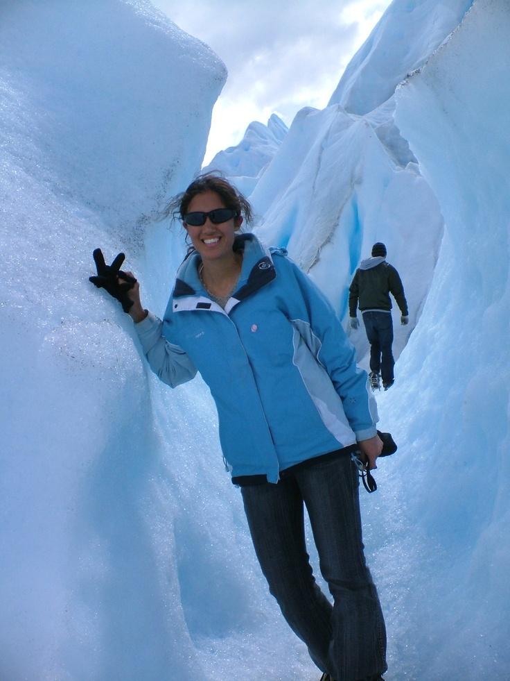 #PotentialistCanada - Trip Purpose 2: Travel and have new adventures - Ice-climbing on Glacier Perito Moreno, Argentina