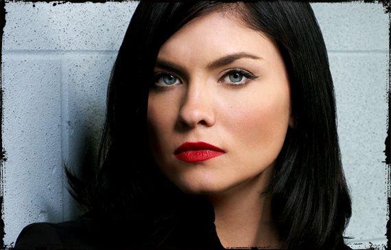 Jodi Lyn O'Keefe as Gretchen Morgan in Prison break