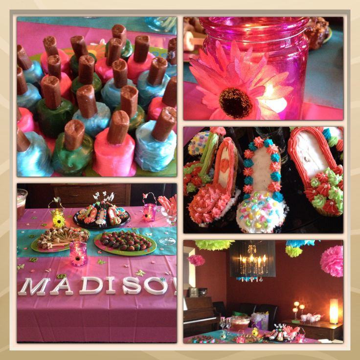 Spa Party food ideas. Beautiful. Www.theperfectlypamperedprincess.com. #beauty #pampered #spa