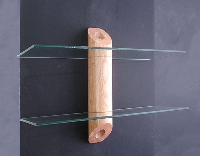 Cylinder-Shelves