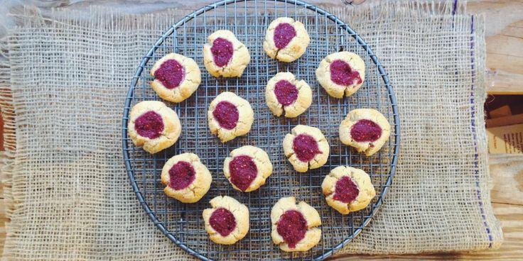 Thumbprint Cookies - I Quit Sugar