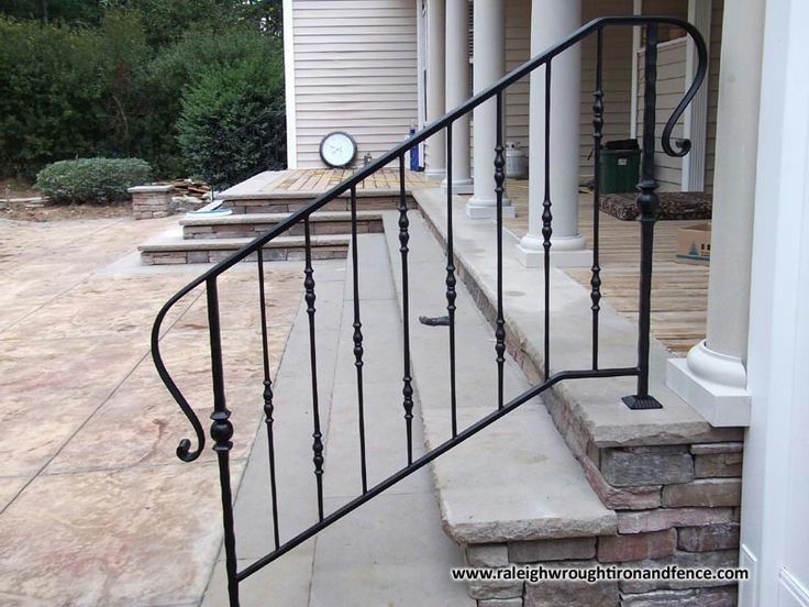 Best Favorite Wrought Iron Railing Wrought Iron Stair Railing 400 x 300