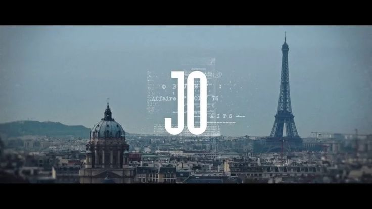JO - Opening Title Sequence on Vimeo