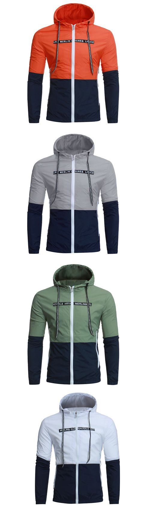 Men's Casual/Daily Club Simple Spring Fall Denim Jacket