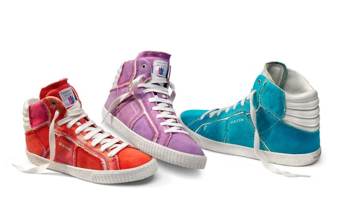 GEOX for Valemour sneakers collection