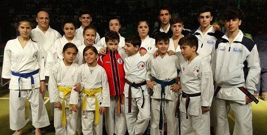 Karate, la Sol Levante sbanca Piedimonte Matese e si prepara alle finali nazionali WTKA di Pozzuoli