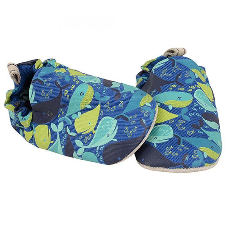 Mini shoes - Whales