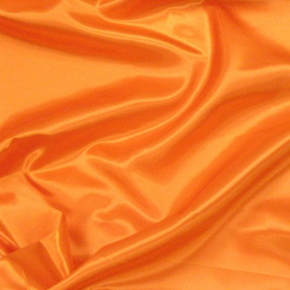 17 Best Images About Orange Satin Style On Pinterest